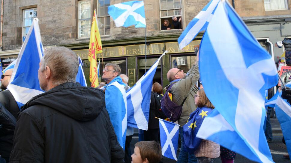 """""""Mamy żelazny mandat do przeprowadzenia referendum w sprawie niepodległości"""""""