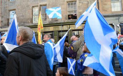 SNP chce referendum niepodległościowego w Szkocji w 2020 roku