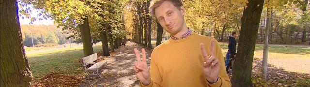 """W żółtym swetrze do Sejmu. """"Na pewno wniesie nowego ducha"""""""