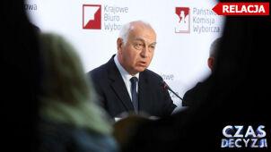 PKW ogłosi podział mandatów w Sejmie. Trwa konferencja