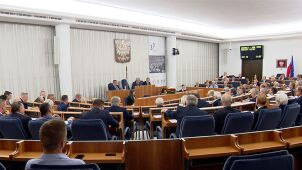 PiS traci większość w Senacie