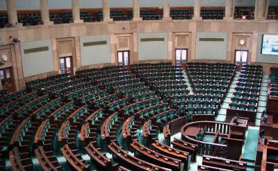 Politycy starej kadencji obradują po zakończonych wyborach