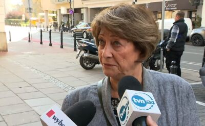 Barbara Borys-Damięcka o przewadze opozycji w Senacie i kandydacie na marszałka
