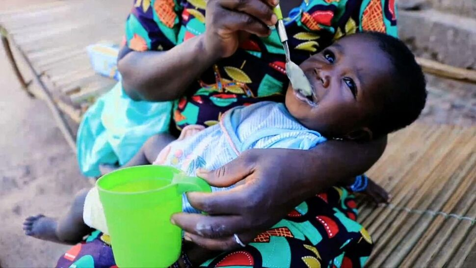 """""""Jeśli dzieci źle się odżywiają, mają niedobre życie"""""""