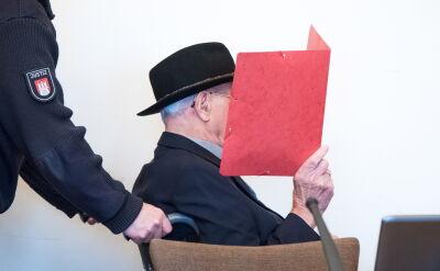 Rozpoczął sie proces byłego SS-manna Bruna D.