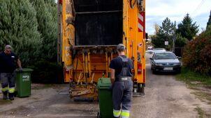 Coraz droższy wywóz śmieci