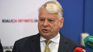 Borusewicz kandydatem na marszałka Senatu?