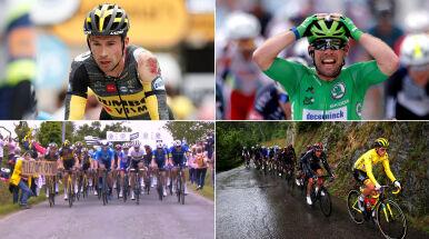 Trzęsienie ziemi na początek Tour de France. A napięcie może jeszcze wzrosnąć