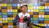Mollema po wygraniu 14. etapu Tour de France
