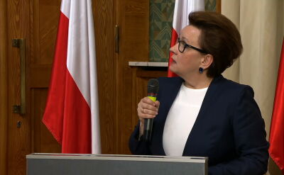 Anna Zalewska o dotychczas dokonanych zmianach