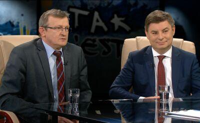 Cymański o Saryuszu-Wolskim: polityk wyśmienity