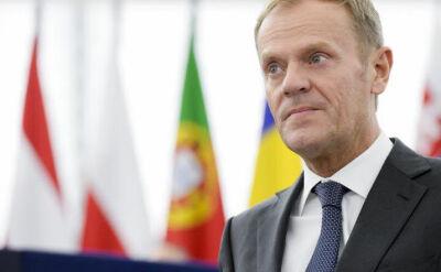 Tuska popierają nawet  Węgrzy, o Saryusz-Wolskim w Brukseli się nie mówi