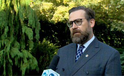 Przymusiński o listach poparcia do KRS sędziego Nawackiego