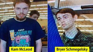 McLeod i Schmegelsky wciąż poszukiwani. Policja na tropie nastolatków