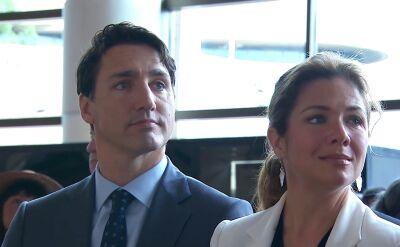 Premier Kanady otrzymuje raport komisji