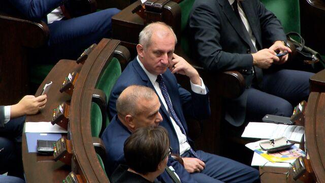 Zawiadomienie do prokuratury po kontroli oświadczeń Sławomira Neumanna