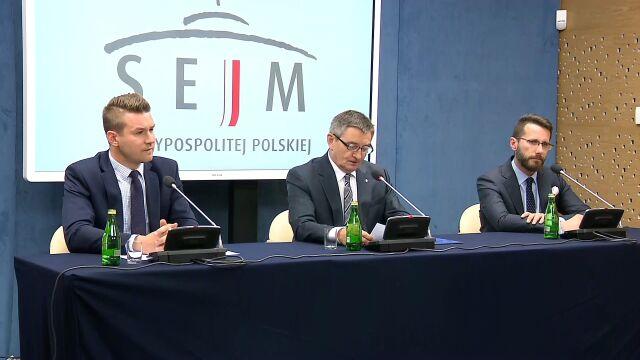 Kuchciński: mam świadomość, że liczba lotów była duża, ale wynikała ona głównie z modelu pracy, jaki przyjąłem
