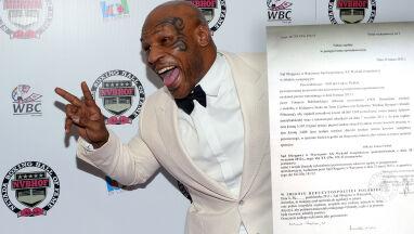 Tyson zniknął, pieniądze przepadły.