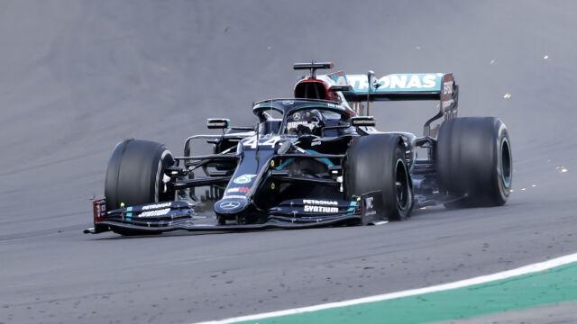 Mercedes uciął spekulacje. Bottas z nowym kontraktem