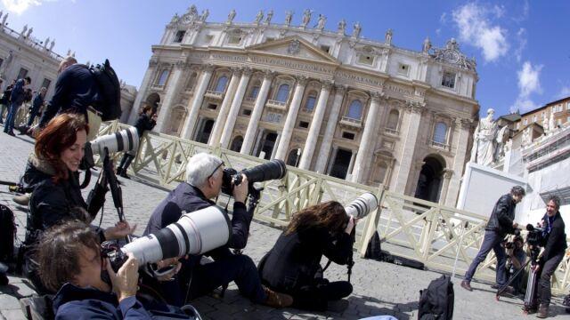 W oczekiwaniu na papieża