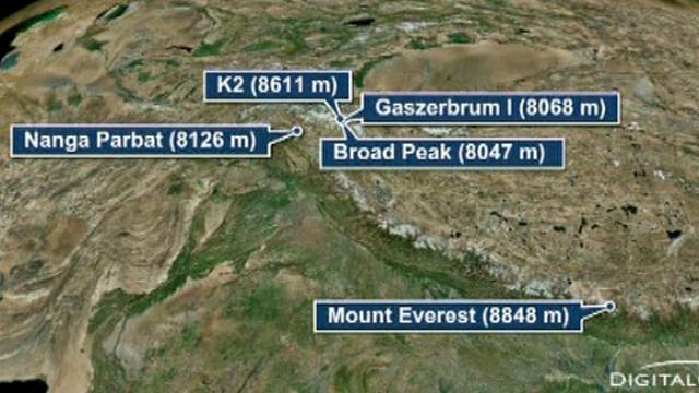 Przebieg wyprawy na Broad Peak