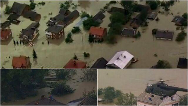 Stracili domy w powodzi, pozwali państwo. Żądają 17 milionów złotych