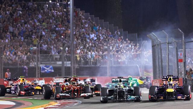 Mają mundial, teraz polują na F1. Katar zapałał miłością do bolidów