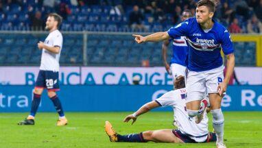 Polak najbardziej wydajnym strzelcem w Serie A