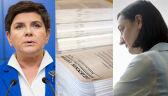 Szydło osobiście zakazała drukowania wyroków Trybunału. Ujawniono dokumenty ze śledztwa