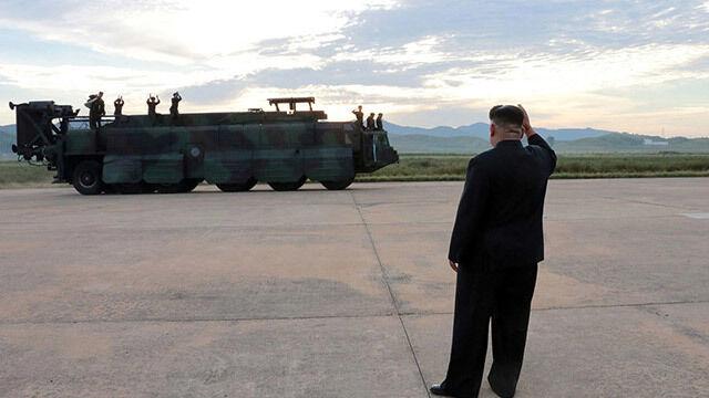 Podejrzane nasilenie ruchu. BBC: Pjongjang może szykować się do wystrzelenia rakiety