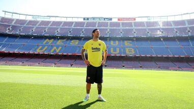Messi wrócił na Camp Nou.