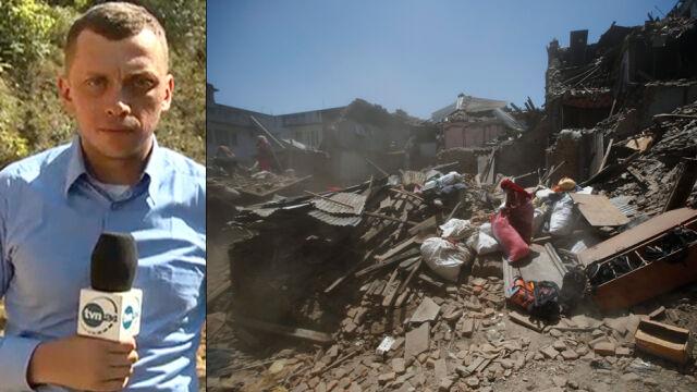 Epidemia i lawiny błotne. Nepal czeka na pomoc