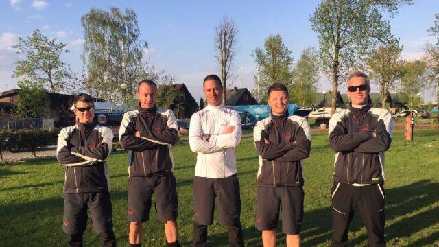 Rainmaker Racing Team wygrywa Warm Up Match Race