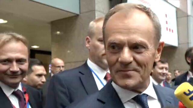 Tusk: interesy Polaków w Wielkiej Brytanii nie są zagrożone