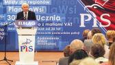 """Kaczyński w Elblągu: obecny cykl wyborczy zdecyduje, czy w Polsce będzie kontynuowana """"dobra zmiana"""""""