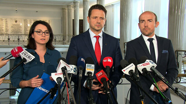 PO i Nowoczesna: działalność resortu sprawiedliwości zmierza do wyprowadzenia Polski z Unii Europejskiej
