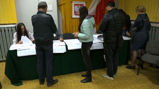 Głosować może ponad 30 milionów z nas. Lokale wyborcze otwarte