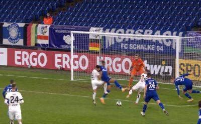 Skrót meczu Ulm - Schalke w 2. rundzie Pucharu Niemiec