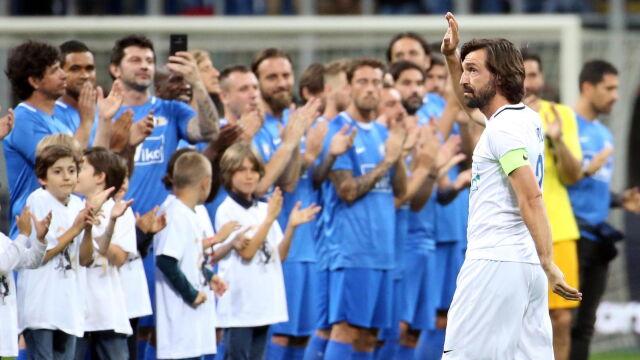 Legendy pożegnały Maestro. 14 goli na San Siro