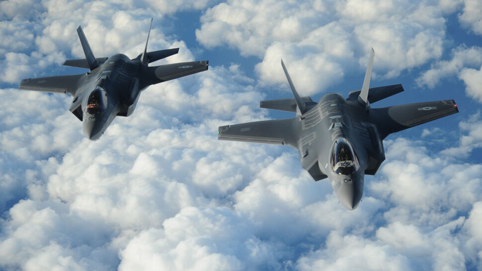 """""""Udział Włoch w programie F-35 spełnia cele skuteczności"""""""