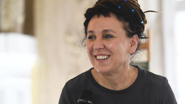 Olga Tokarczuk laureatką Międzynarodowej Nagrody Bookera