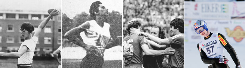 100 lat polskiego sportu. To oni wzruszali do łez