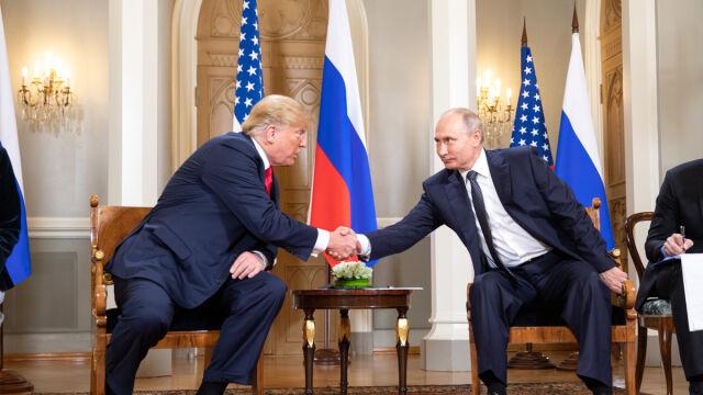 Ławrow: będzie nieformalny lunch Trumpa i Putina w Paryżu