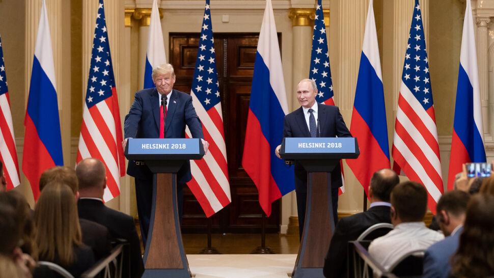 Trump i Putin się spotkają,  ale Moskwa nie liczy na wiele