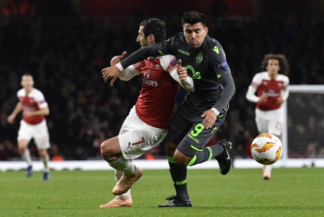 Grała Liga Europy. Arsenal ma awans, ale stracił napastnika