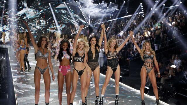 Pokaz Victoria's Secret i ostatni występ Adriany Limy