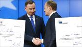 Prezydent gratuluje Tuskowi