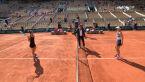 Skrót meczu Krejcikova – Sakkari w półfinale French Open