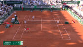Szalona wymiana wygrana przez Tsitsipasa w 7. gemie 5. seta finału French Open
