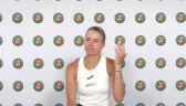 Linette o skandaliczym błędzie arbitra podczas półfinału gry podwójnej we French Open